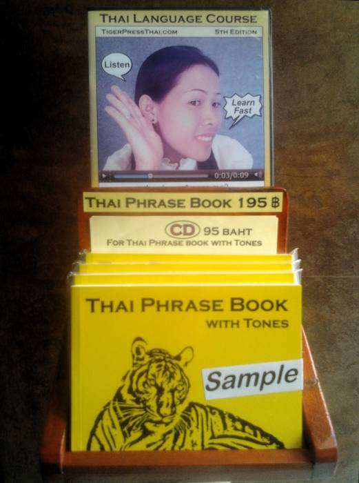 Thai language discount